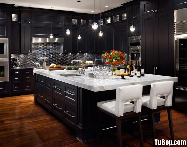 traditional-kitchen-cabinets 13