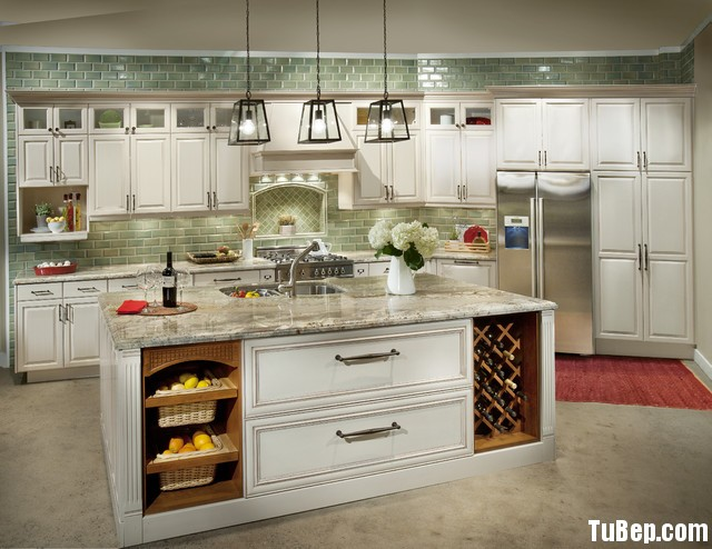 traditional-kitchen-cabinets 36